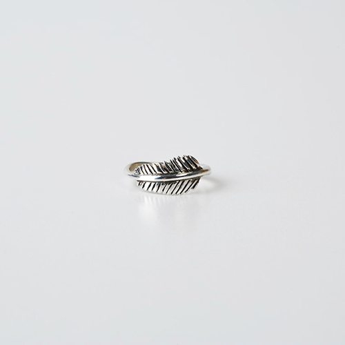Single Leaf Ring