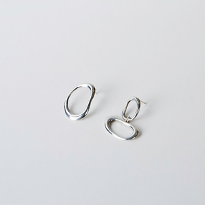 Small Round Earring